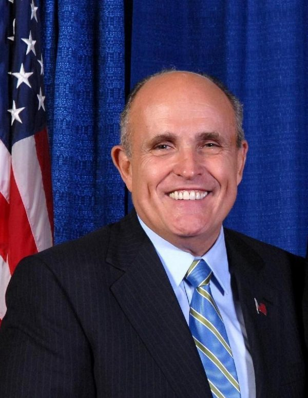 Rudy Giuliani Photo — Saved Thursday 4-19-2018