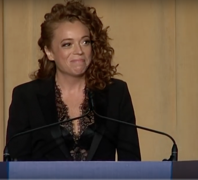 David Letterman and Jerry Seinfeld Praise Michelle Wolf's Scathing WHCD Jokes