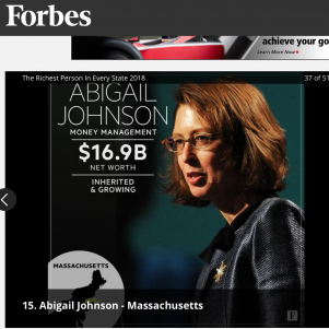Who Is The Richest Person In Massachusetts?