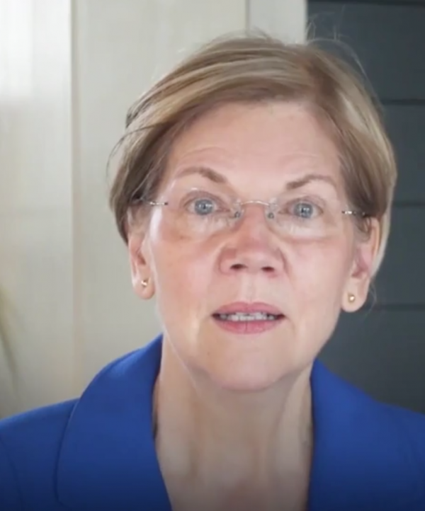 Elizabeth Warren Says She Won't Take NRA Money – Not That They're Offering