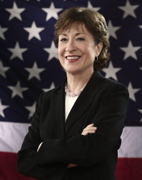 #DONTBEFOOLED Senator Susan Collins: Regarding the Accusations Against Judge Brett Kavanaugh