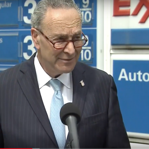Schumer Complaints on Gas Prices Expose Democrats' Flaws