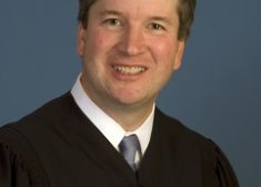 Brett Kavanaugh Photo — U.S. Supreme Court Nominee — Saved Thursday 7-12-2018