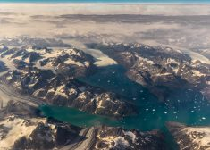 Greenland Photo — Southeast Coast — Aerial Photo — Photo By Ralf Roletschek — Wikipedia — Saved Monday 7-23-2018