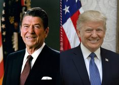 Ronald Reagan and Donald Trump Photo — Saved Thursday 7-19-2018