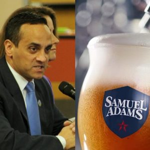 No More Sam:  Somerville Mayor To Abstain From Boston Beer Over Pro-Trump-Tax-Cut Comments