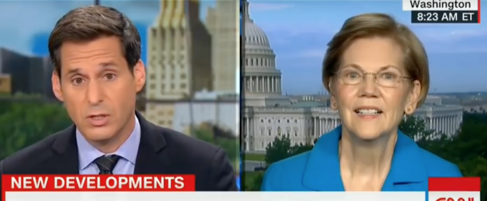 GOP Having Field Day With Elizabeth Warren's Comments on Immigration, Mollie Tibbetts Murder