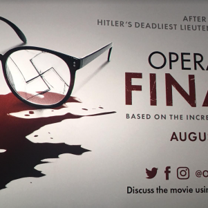 How Could A Mass-Murderer Seem So Caring?  'Operation Finale' Review