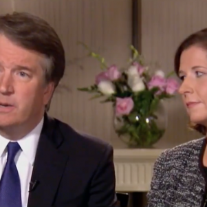 Kavanaugh Flatly Denies Accusations, Gets Personal in Emotional Television Interview