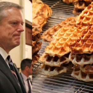Charlie Baker Denies Eating Waffles — Beacon Hill Recap