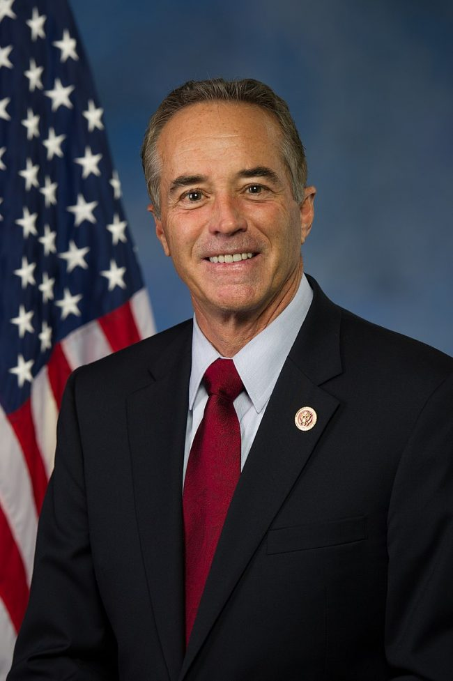 Chris Collins Photo — U.S. Representative from Western New York — Saved Tuesday 10-16-2018