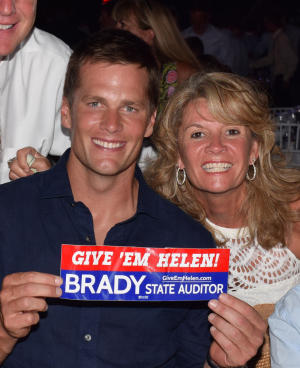 No Republican Challenger for Bill Keating?  GOP Congressional Hopeful Helen Brady Off Ballot -- At Least For Now
