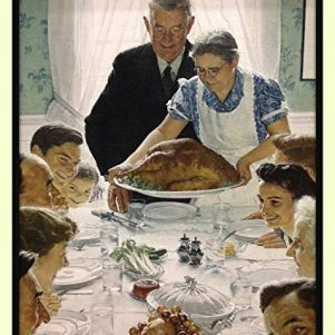 Six Reasons For Americans To Be Thankful on Thanksgiving Day