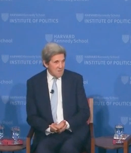 Twelve Things Only John Kerry Could Have Said