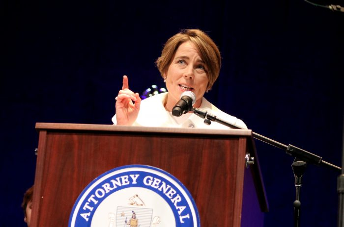 AG Healey Endorses Version of 'Green New Deal' — 100 Percent 'Renewable' Energy