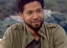 Justin Smollett Photo — Jussie Smollett — Photo by Sister Circle Live — Wikipedia — Saved Thursday 2-21-2019