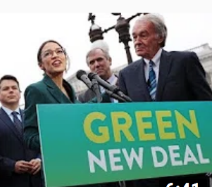 Ed Markey Won't Vote for His Own Green New Deal Resolution