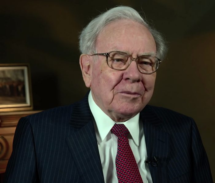 Warren Buffett Photo — 2015 — Saved Monday 3-18-2019