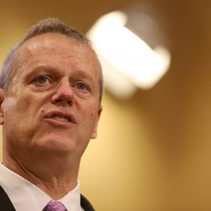 Charlie Baker Defends Andrew Lelling Over Judge Indictment