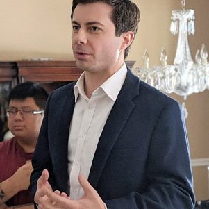 Mayor Pete's Call:  'Talk About Freedom More'