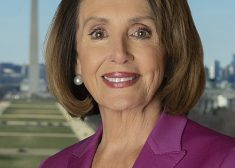 Nancy Pelosi Photo — Smaller Version — Official U.S. Speaker of the House Photo — Saved Saturday 5-25-2019