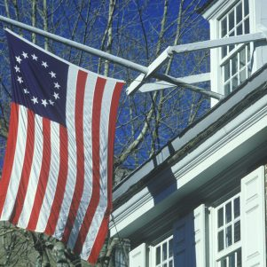 Betsy Ross Flag Once Rallied A Nation; It Can Do So Again