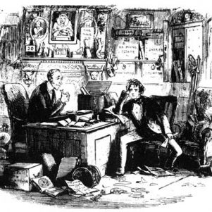 First Kill All the Chancery Courts:  An Essay on Charles Dickens's 'Bleak House'