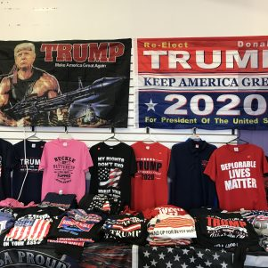Buy Trump Stuff?  You Might Be Surprised How Many Massachusetts People Do