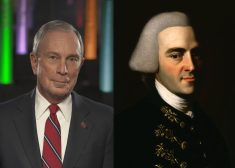 Michael Bloomberg and John Hancock Image — Saved Tuesday 2-18-2020