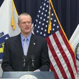 Massachusetts Governor Charlie Baker Taking Criticism For Handling of Coronavirus Pandemic