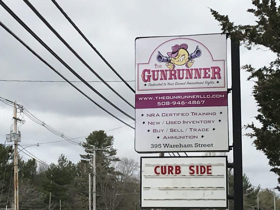 Middleborough Gun Store Touts Freedom, Stays Open Despite Massachusetts Governor's Shutdown
