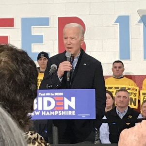 What Joe Biden's Got To Do About VP