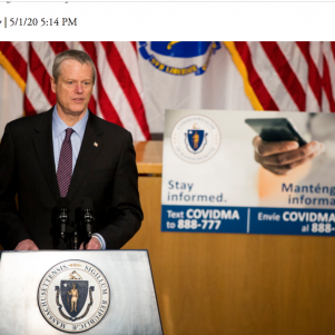 Is Charlie Baker's Prolonged Coronavirus Shutdown Legal?