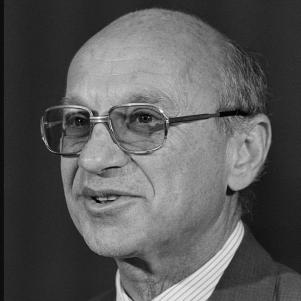 Biden Finds a Campaign Target: Milton Friedman