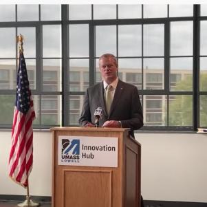 Why Didn't Massachusetts Officials Release Nursing Homes Coronavirus Data Sooner?  Governor Charlie Baker Responds