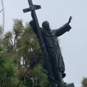 Statues, Dog Whistles, and Anti-Catholicism
