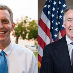 Congressman Richard Neal Defends His Record As Top Corporate PAC Money Recipient In Debate With Alex Morse