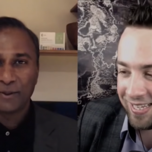 GOP U.S. Senate Candidate Shiva Ayyadurai's Has Made Alt-Right Show Appearances