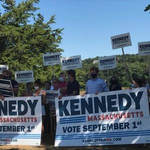 Joe Kennedy III Solicits Donations For His PAC, But Won't Say What His Future Plans Are