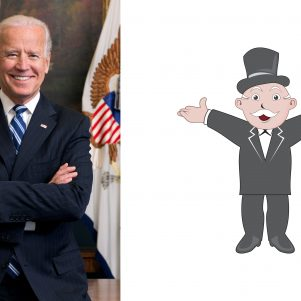 Joe Biden Runs Against Park Avenue, Where He Raised Money
