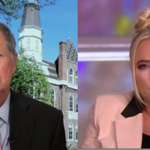 Meghan McCain Flattens Anti-Trump John Kasich on Live TV