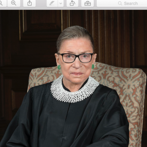 A 12-Day Plan for Replacing Ruth Bader Ginsburg