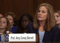 Amy Coney Barrett Photo — 2017 Hearing — U.S. Senate Judiciary Committee — Wikipedia — Saved Saturday 10-10-2020