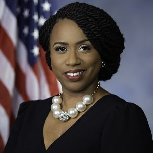 Felons Not Being Allowed To Vote Is 'The New Jim Crow,' Ayanna Pressley Says