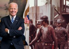Joe Biden and Coal Miners Photo — Saved Monday 10-12-2020
