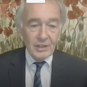 Ed Markey Says Big Tech Isn't Doing Enough Censoring