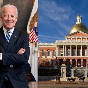 Joe Biden's Massachusetts