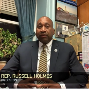 Boston Democrat Russell Holmes Explains His Opposition To Sports Gambling Bill