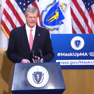 Christmas Church Services in Massachusetts? Yes, Says Governor – But No Guarantees About Future