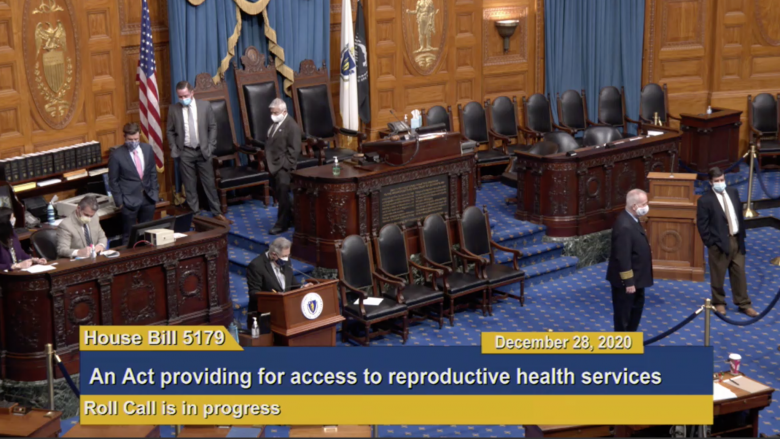 Massachusetts House Votes to Override Governor's Veto of Bill That Would Expand Abortion Access